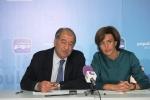Senadores: Porfirio Herrero y Ana González